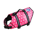 Pink Polka Dog Life Vest: Drop Ship Products
