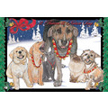 Joy to the World<br>Item number: C400: Dogs Holiday Merchandise