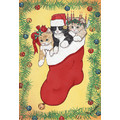 Cat Stocking Stuffers<br>Item number: C414: Cats Holiday Merchandise
