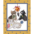 Cats - Tinker Bells<br>Item number: HC874: Cats Holiday Merchandise