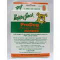 Pro-Dog Chewable Worm Tablets (6/pak)<br>Item number: 1024: Dogs Health Care Products