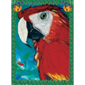 Birds-Macaws profile<br>Item number: C879: Birds Accessories Bandanas
