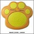 Smart Chime, (Combo White, Orange, Yellow) (Nylon and PP Plastic)<br>Item number: 2000SC