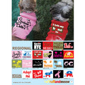 Doggie Tank - Cancer Ribbon (Graphic): Dogs Pet Apparel Tanks