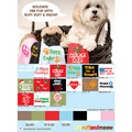Doggie Tank - I Woof You: Dogs Holiday Merchandise