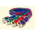 "Double Braid Collar - 1"": Dogs Collars and Leads"