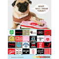 Bandana - I Have 2 Mommies (Unisex): Dogs Accessories
