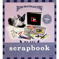 My Cat Scrapbook<br>Item number: 00002