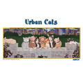 Cats-Urban Cats Note Cards<br>Item number: N002B: Cats