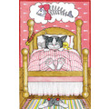 Cats-Kitty Dreams<br>Item number: B437: Cats
