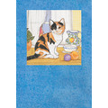 Cats-Kitchen Kitty<br>Item number: B941: Cats Gift Products Greeting Cards