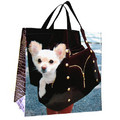 Doggie Shopper Tote<br>Item number: SHOPTOTE: Dogs Products for Humans Totes and Carry Bags