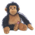 Chimp Plush Toy: Dogs Toys and Playthings