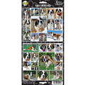 Breed Specific Stickers (S-Z): Dogs Products for Humans