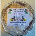 Hungry Hound Pina-Colada Cake - 12 oz.<br>Item number: PCPPB: Dogs Treats All Natural