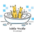 Kid's Bubble Trouble - Yellow