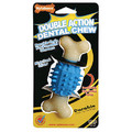 Double Action Dental Chew - Min. Order 2: Dogs Toys and Playthings Fetch & Tug Toys