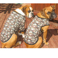 CAMO STRETCH Dog T-Shirt or Muscle Tank: Dogs