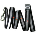 SPORTS REFLECTIVE LED LIGHTED DOG LEAD: Dogs Collars and Leads Lighted
