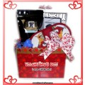 K9Valentine Large Box<br>Item number: K9CVALLG: Dogs Treats Treat Bags