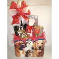 Xmas Tree Cookie Box<br>Item number: K9LGDFCE: Dogs Treats Treat Bags