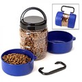 FoodTote Storage Container<br>Item number: 3050: Dogs Bowls and Feeding Supplies Plastic & Polypropylene