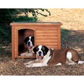 Extreme Log Cabin: Dogs Beds and Crates