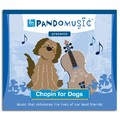 Chopin for Dogs - Refill pack (5 cd's)<br>Item number: 34-4014: Dogs Products for Humans CDs