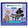 Chopin for Cats - Refill pack (5 cd's)<br>Item number: 34-4017: Cats Products for Humans