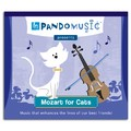 Mozart for Cats - Refill pack (5 cd's)<br>Item number: 34-4018: Cats Products for Humans CDs
