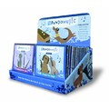 PandoMusic Full Display Kit - 50% Dogs CDs / 50% Cat CDs<br>Item number: 34-4000: Cats Products for Humans CDs