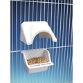Feed-Clean Universal Cup Canopy: Birds Feeding Bowls