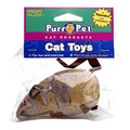 PURR-PET SQUEAKY MOUSE<br>Item number: CAT534: Dogs Toys and Playthings